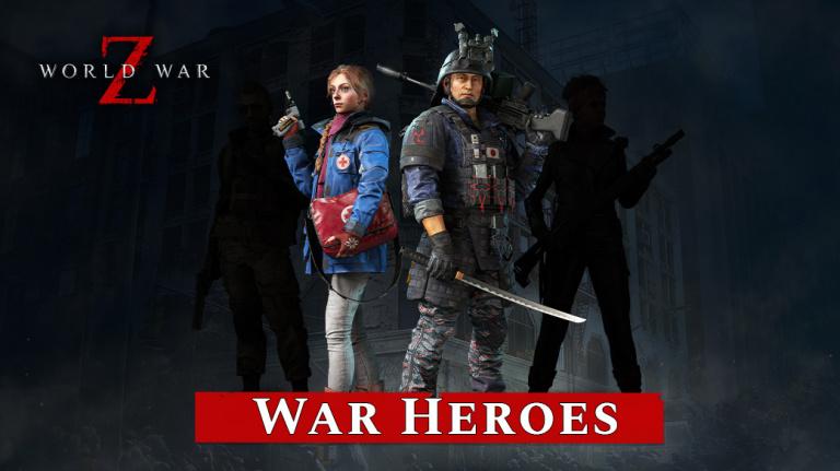 World War Z - Le crossplay et de nouveaux skins la semaine prochaine