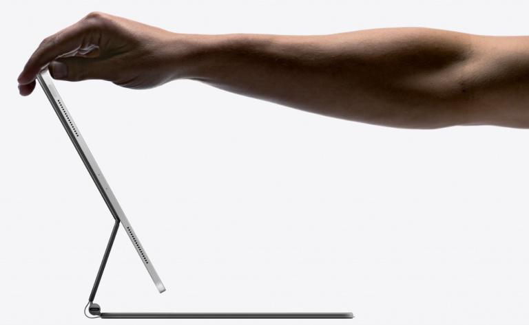 Le nouvel iPad Pro brouille les frontières entre PC et tablette