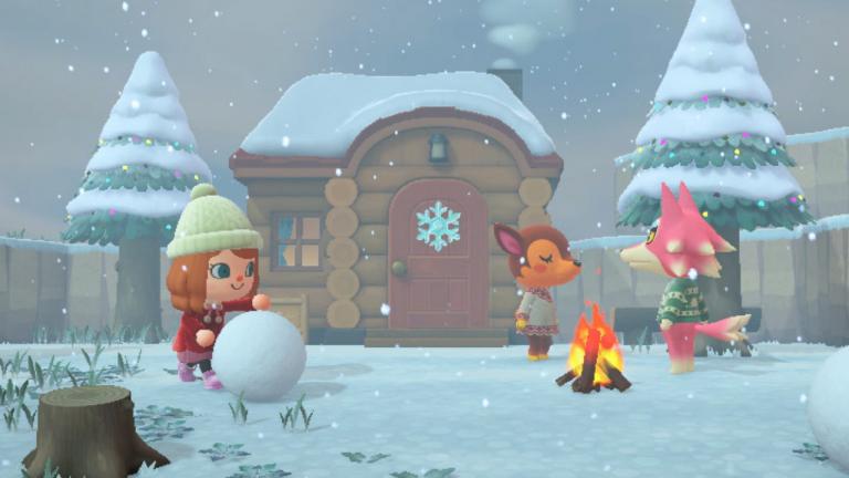Animal Crossing : New Horizons - Vous ne pourrez pas assister aux événements saisonniers avant l'heure