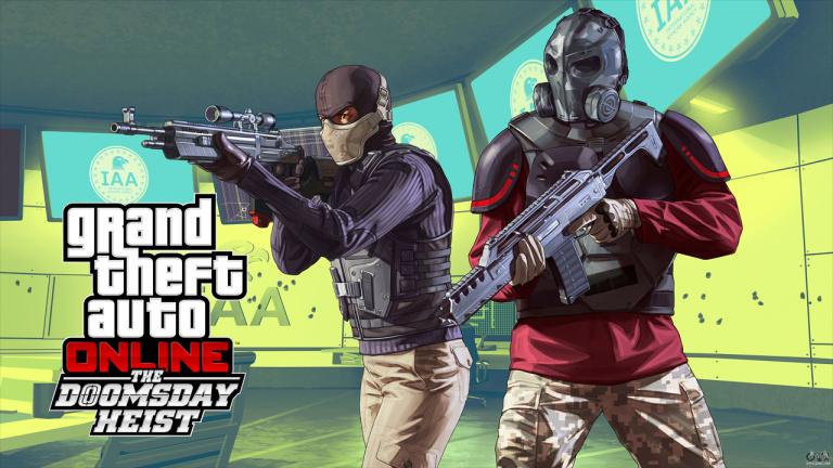 GTA Online - Récompenses doublées et véhicule gratuit cette semaine