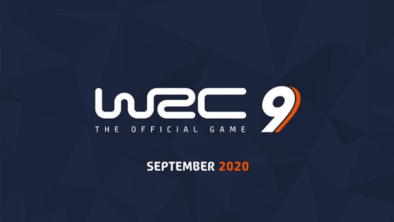 WRC 9 annoncé sur les consoles d'aujourd'hui et de demain