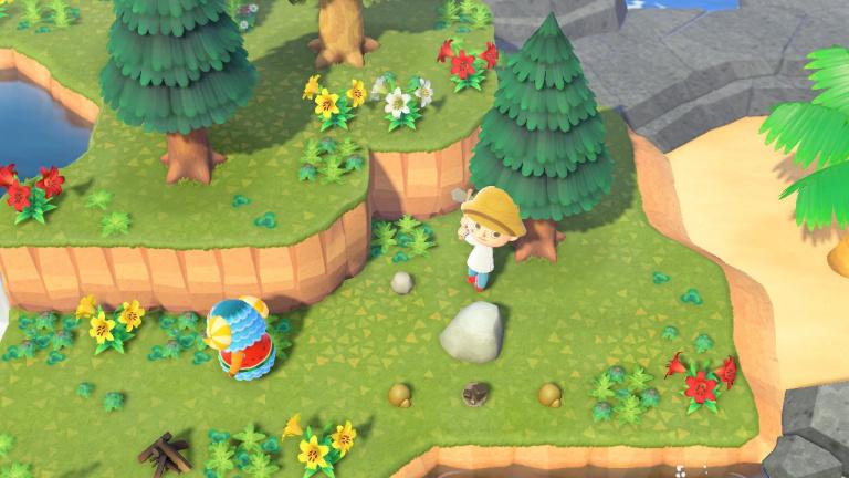 Animal Crossing New Horizons, pépites de fer, or, argile : comment les obtenir ?