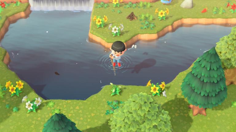 Animal Crossing New Horizons : comment traverser les rivières ? Obtenir la Perche, notre guide