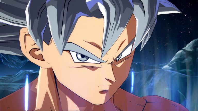 Dragon Ball Fighterz Goku Ultra Instinct Se Montre En Images Actualites Jeuxvideo Com