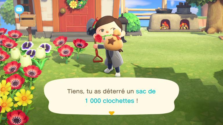[MàJ] Animal Crossing New Horizons, arbres à clochettes : comment les faire pousser ?