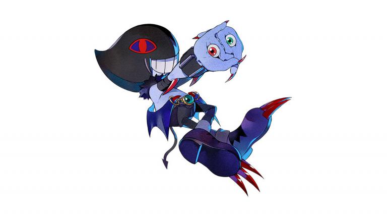 Digimon Survive nous présente Kaito et Dracmon en images