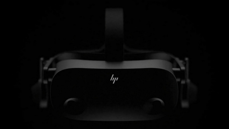 HP annonce un casque de réalité virtuelle développé avec Microsoft et Valve