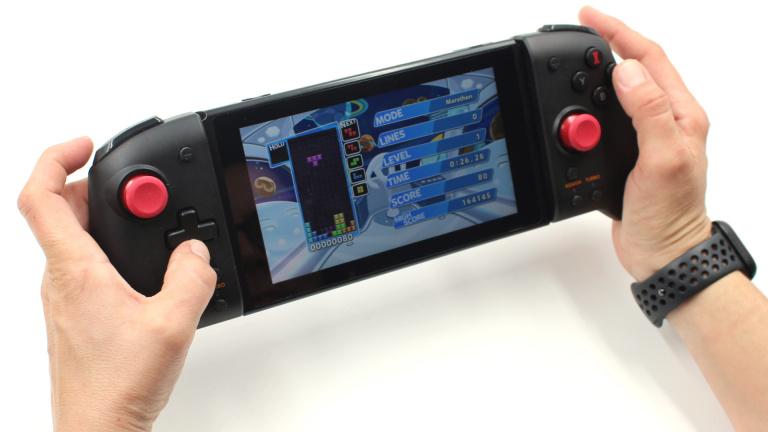 Test Manette Hori Split Pad Pro  : L'ergonomie de la Switch enfin améliorée ?