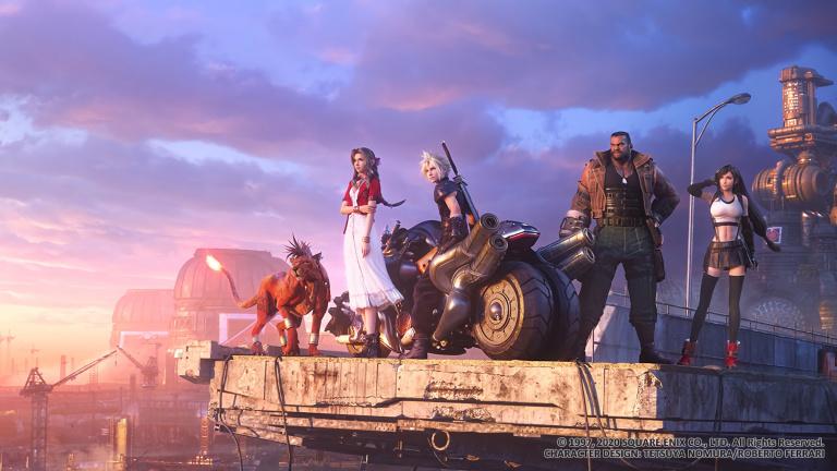 Final Fantasy 7 Remake : l'histoire et les personnages au cœur du deuxième épisode Inside