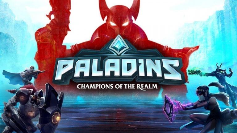 Paladins est désormais disponible sur l'Epic Games Store