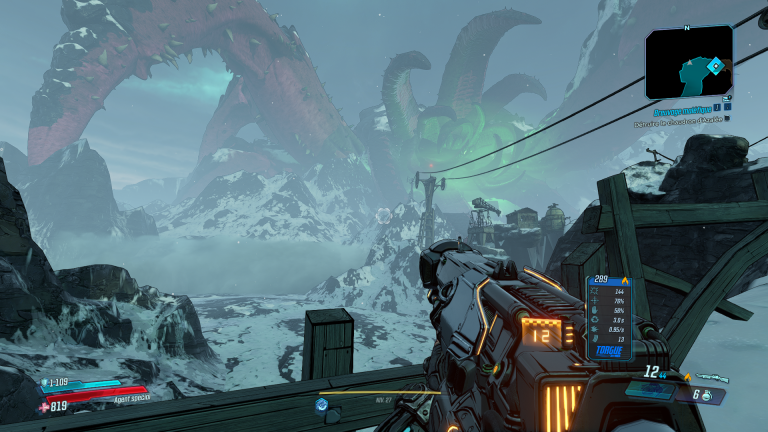 Borderlands 3 - Flingues, Amour et Tentacules : du Cthulhu à la sauce Borderlands