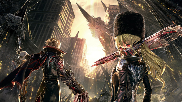 Code Vein - Le DLC Lord of Thunder est maintenant disponible