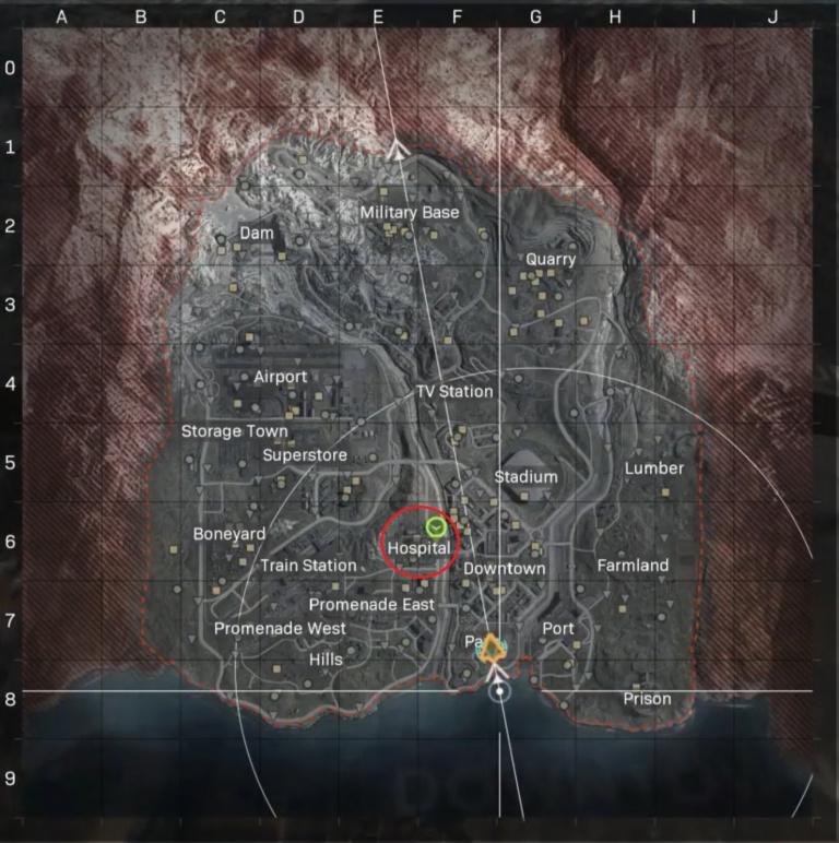 Call of Duty Warzone, saison 2 : Mission En rémission, liste et guide complet