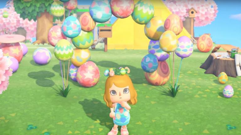 Animal Crossing : New Horizons révèle son événement saisonnier de Pâques