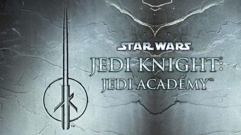 Star Wars : Jedi Knight : Jedi Academy est dès à présent disponible sur Nintendo Switch et PS4