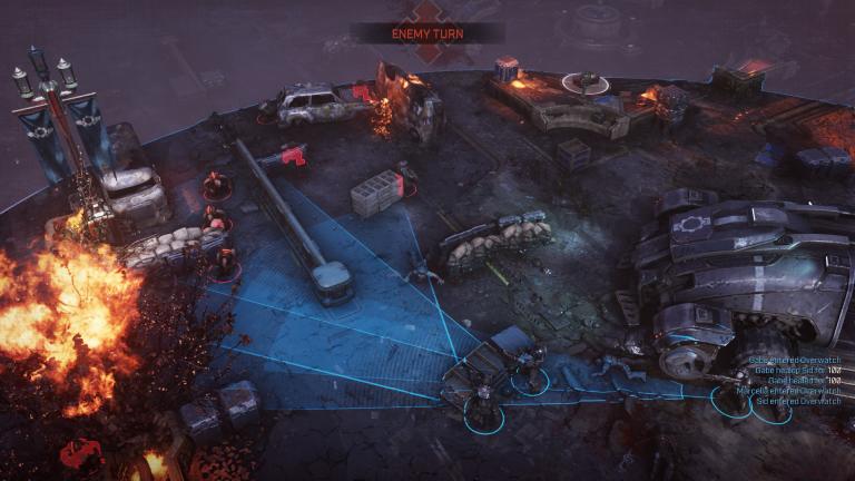 Gears Tactics : Un T-RPG violent et dynamique !