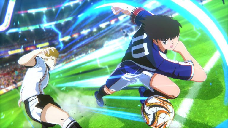 Captain Tsubasa : Trois joueurs de l'équipe allemande dévoilés