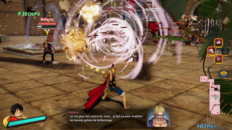 One Piece: Pirate Warriors 4- Un roster impressionnant pour un mûso très classique