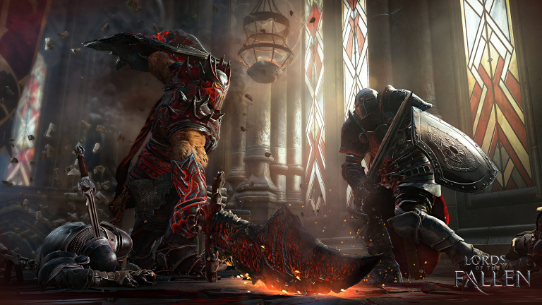 Lords of the Fallen 2 donne de ses nouvelles et sortira sur PS5 / Xbox Series X