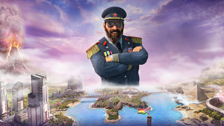 Tropico 6 : El Presidente va s'inviter sur Nintendo Switch