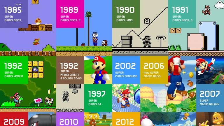 [MàJ] Rumeur : Nintendo préparerait des remasters des jeux Mario sur Switch