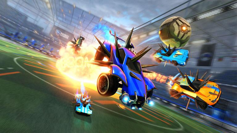 Rocket League : Le mode Spike Rush sera de retour le 2 avril