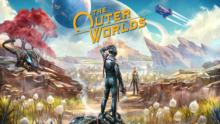 The Outer Worlds : le RPG d'Obsidian prend date sur Nintendo Switch