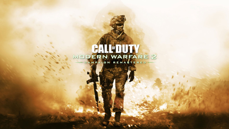 Call of Duty : Modern Warfare 2 Campaign Remastered est disponible sur PS4