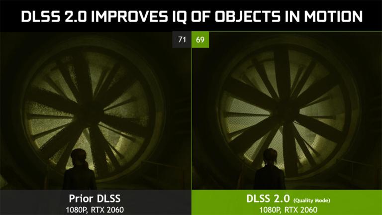 DLSS 2.0 : Nvidia lance la nouvelle version de sa technologie de super-sampling