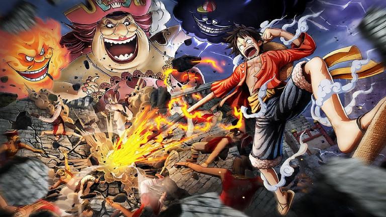 One Piece Pirate Warriors 4 : je serai le roi des 40 trophées