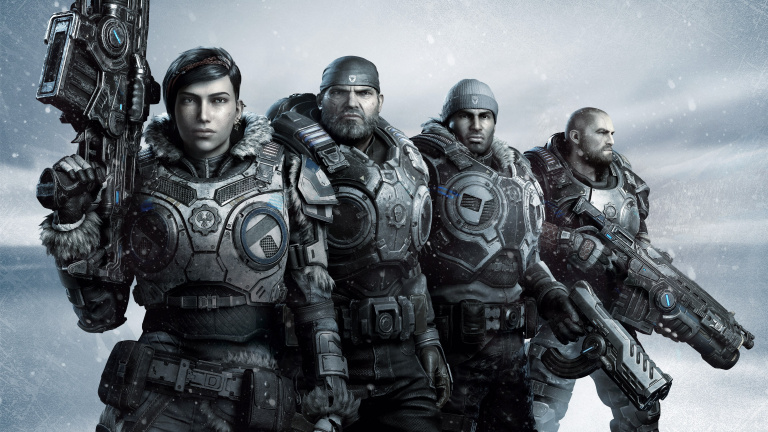 Gears 5 : Ryan Cleven (Multiplayer Design Director) quitte The Coalition