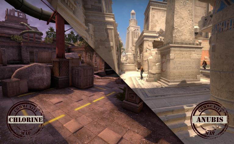 Counter-Strike : Global Offensive déploie deux nouvelles cartes