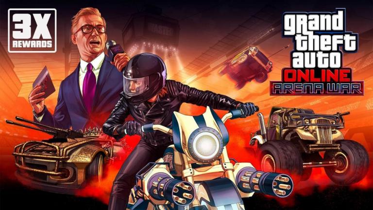 GTA Online : Récompenses triplées et promotions de la semaine