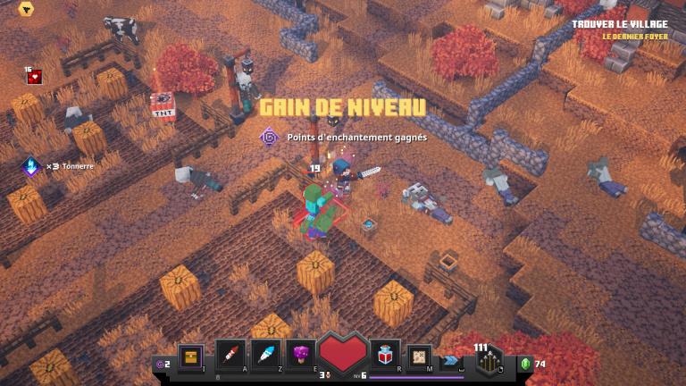 Minecraft : Dungeons - Le jeu parfait pour découvrir le dungeon crawler ?