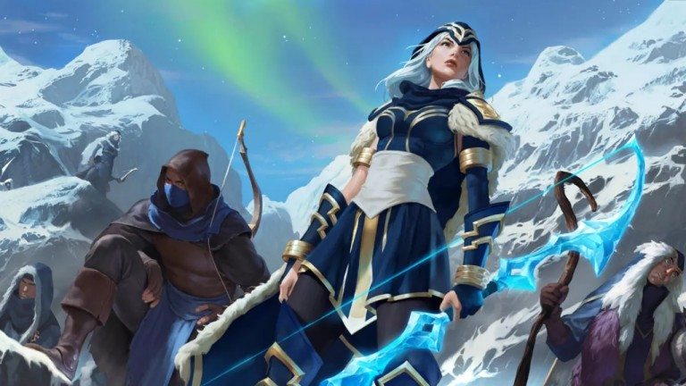 Legends of Runeterra a désormais sa date de sortie officielle