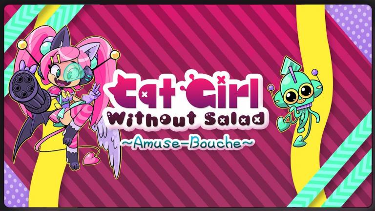 Cat Girl Without Salad : Amuse-Bouche est de sortie sur Switch