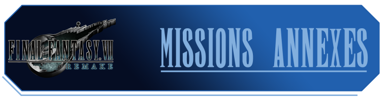 Missions Annexes