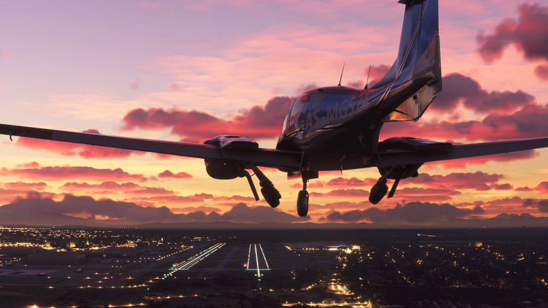 On fait le point sur… Flight Simulator : Réalisme, météo, multijoueur...