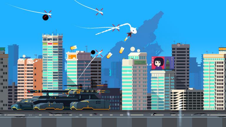 Jet Lancer : Un jeu de combat aérien prévu pour le mois prochain