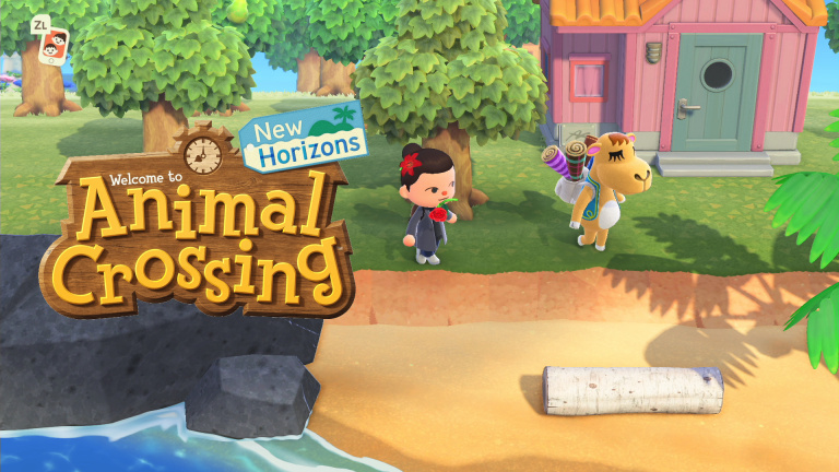 Animal Crossing New Horizons Terraforming Comment Modifier