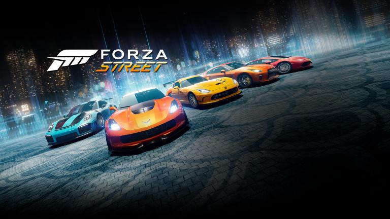 Forza Street se trouve une date de sortie sur iOS et Android