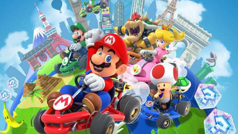 Mario Kart Tour - Yoshi est la star de la nouvelle Saison