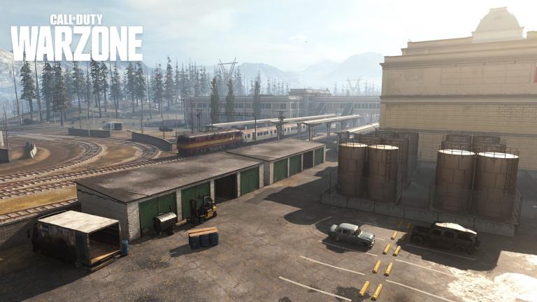 Warzone, ouf, les Trios sont de retour — Call of Duty