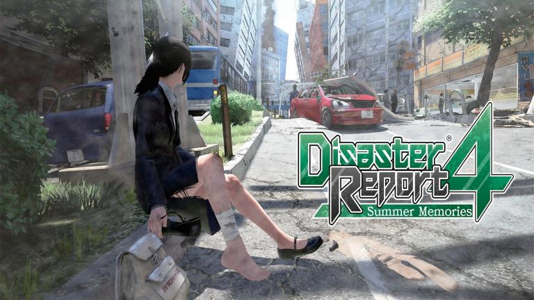 Disaster Report 4 Summer Memories : un tremblement de terre en 43 trophées