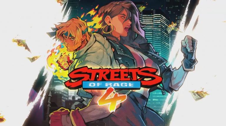 Streets of Rage 4 : Une date de sortie est apparue sur l'eShop