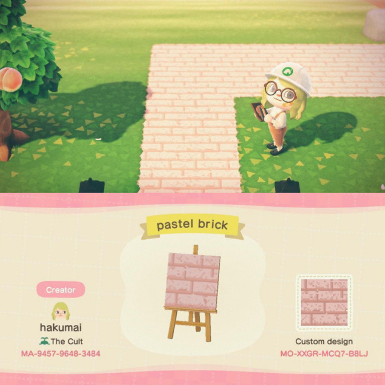 Animal Crossing Floor Patterns Id