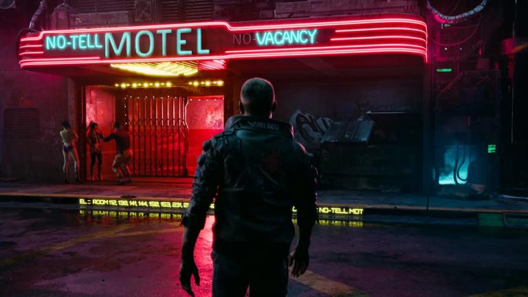 Cyberpunk 2077 : un gang de défenseurs des travailleurs du sexe présenté