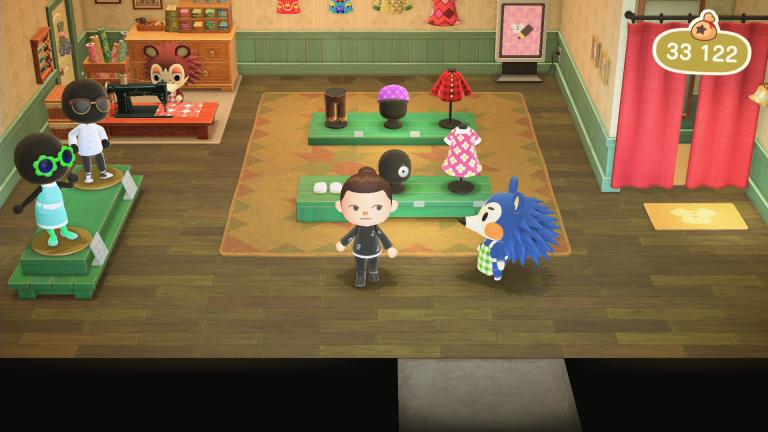 Animal Crossing New Horizons, boutique de vêtements des sœurs Doigts de Fée : comment la débloquer ? Notre guide