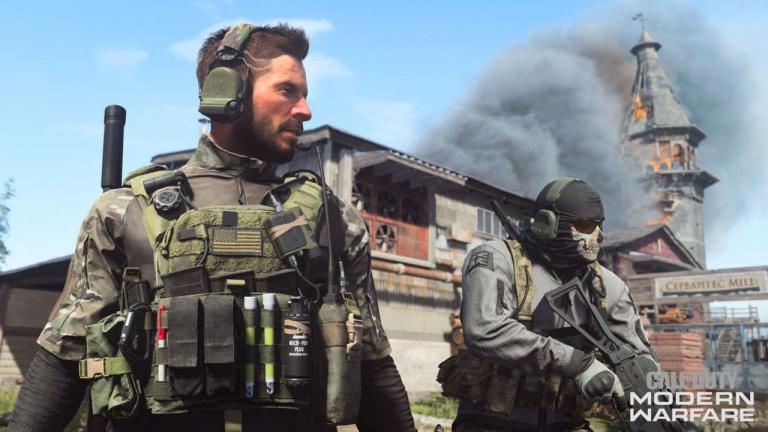 L'univers de Resident Evil s'invite dans le Battle Pass de Call of Duty : Modern Warfare