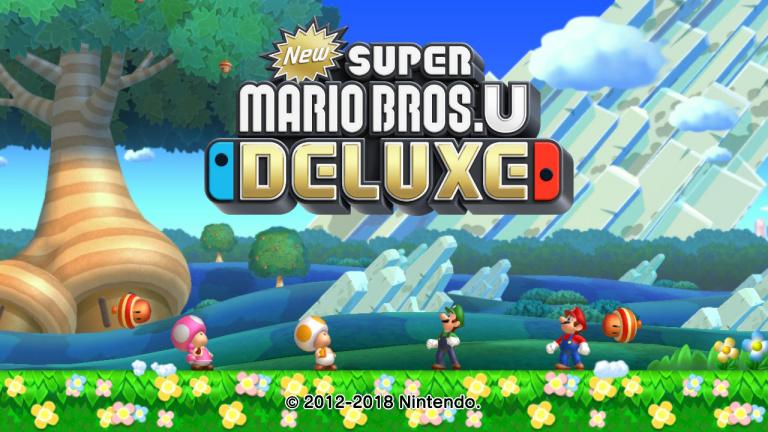 New Super Mario Bros U Deluxe : notre soluce complète pour passer un confinement coloré et agréable
